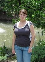 """This was me just over 6 years ago, when I was trying to achieve a number on the scale - I was MISERABLE in this photo because I did not feel """"good enough""""."""